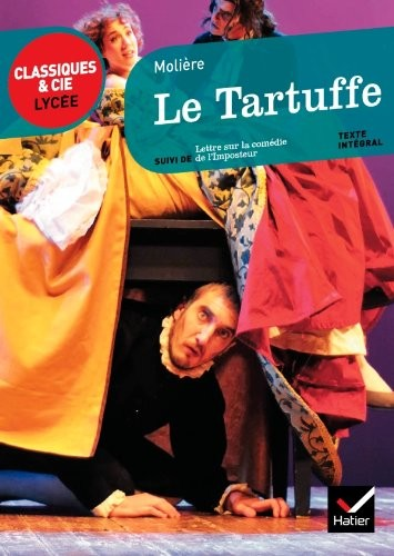 the book of tartuffe An introduction to a classic french play tartuffe is one of molière a short analysis of moliere's tartuffe interesting stuff about classic books and.